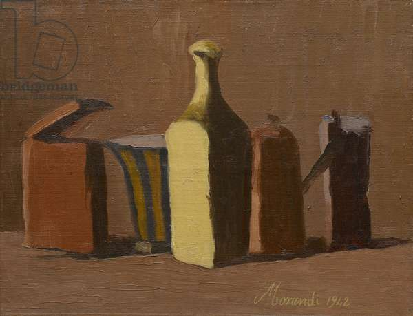 Still Life, 1942 (oil on canvas)