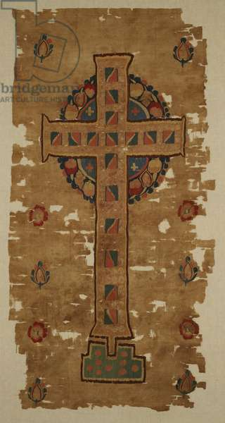Curtain, 5th-6th Century (linen & wool)