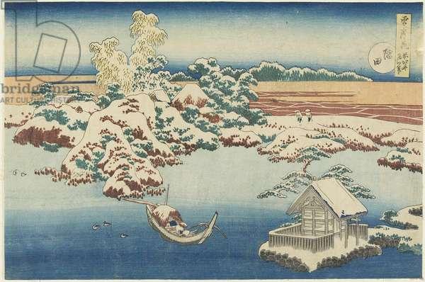 """""""Sumida"""", c. 1833"""