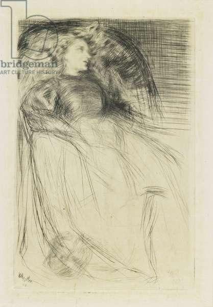 Weary, 1863