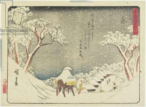 Fujikawa, 1837-1844
