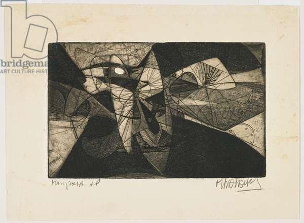 La Mariposa, 1944