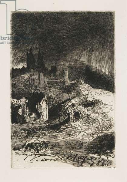 Landscape, 1868
