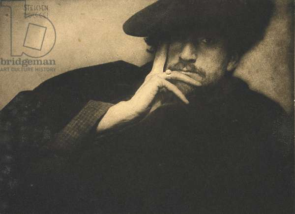 Solitude, F. Holland Day, 1906 (photogravure)