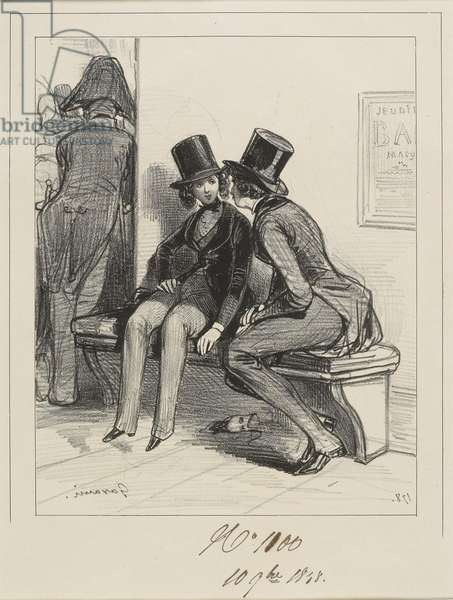 Mais puisque je vous dis que j'ai un mari. . ., 1838