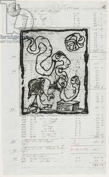 Les dimanches du comptable I, 1967