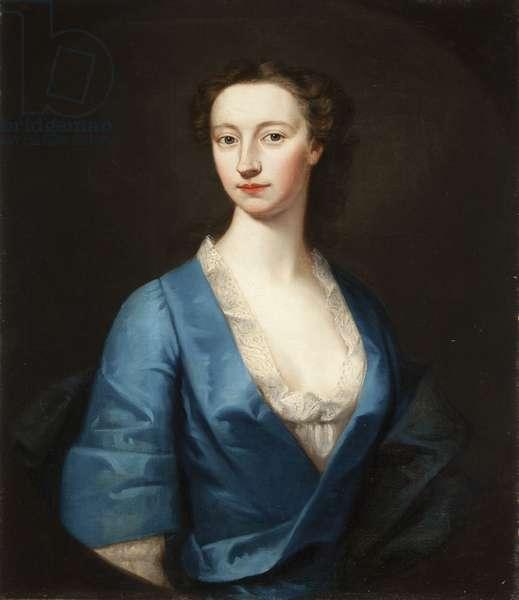 Elizabeth Murray (oil on canvas)