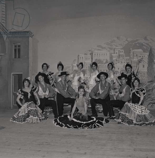 Palace Show, June 1964 (b/w photo)