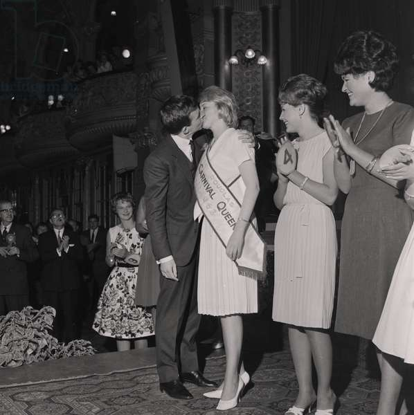Douglas Carnival, August 1963 (b/w photo)