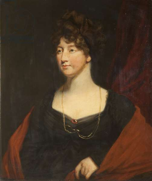 Ann Hammersley, 1805 (oil on canvas)