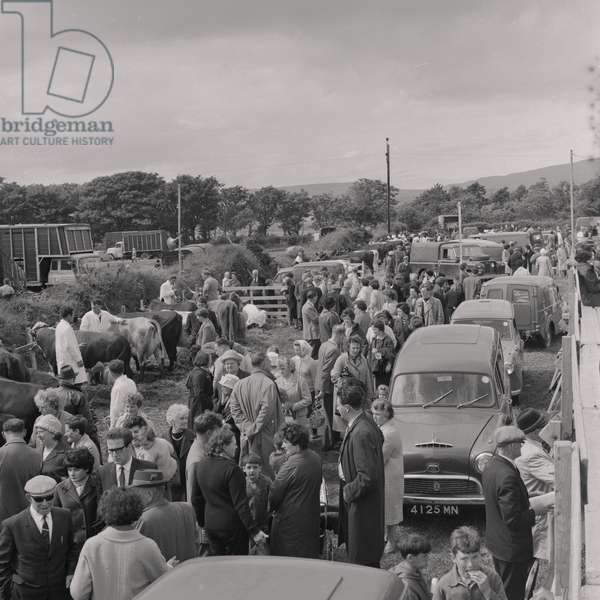 Southern Agricultural Show, July 1965 (b/w photo)