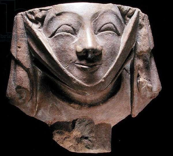 Medieval corbel (stone)