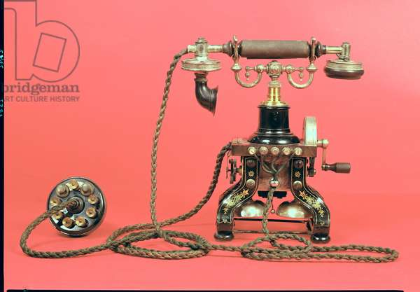 Ericsson Telephone, 1895