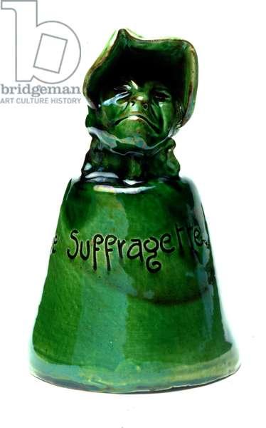 Suffragette bell (ceramic)
