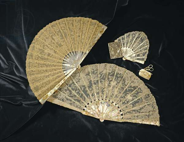 A collection of fans