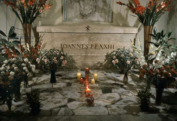 Tomb of Pope John XXIII