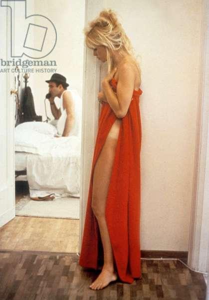 Brigitte Bardot et Michel Piccoli