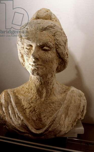 Marianne as Catherine Deneuve