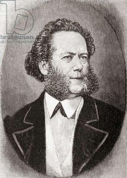 Henrik Johan Ibsen, 1828- 1906