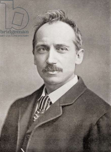 William Clark Russell, 1844-1911