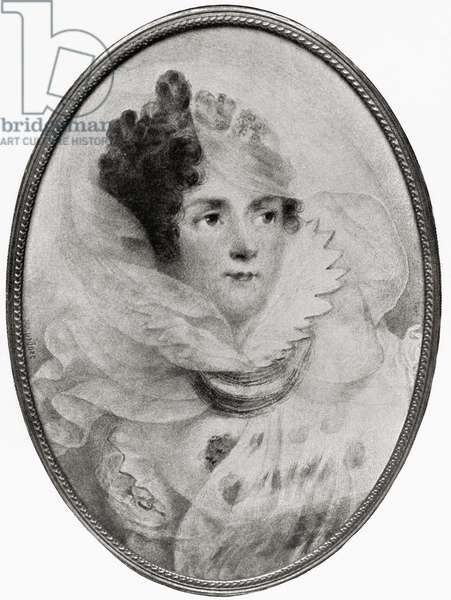 Joséphine de Beauharnais , 1763 to 1814.  First wife of Napoléon Bonaparte, and first Empress of the French.  Illustration from the book The Connoisseur Illustrated published 1904.