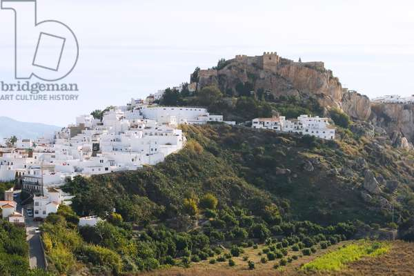 Salobrena, Costa Tropical, Granada Province, Andalucia, Spain (photo)