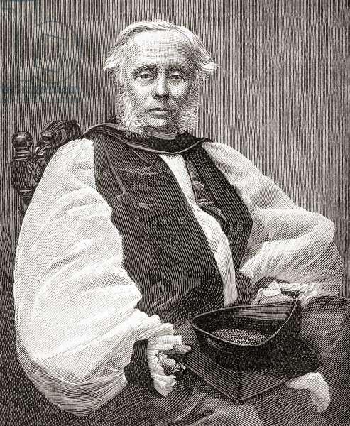 John James Stewart Perowne, 1823-1904
