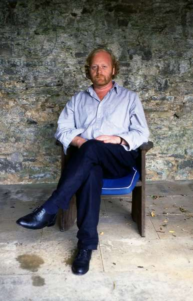 John Woolrich - portrait