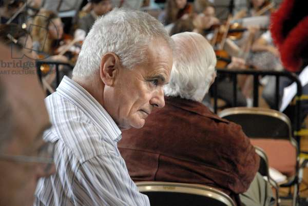 English composer Sir Peter Maxwell Davies