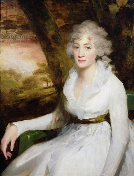 Portrait of Isabella Halkett, c.1795 (oil on canvas)