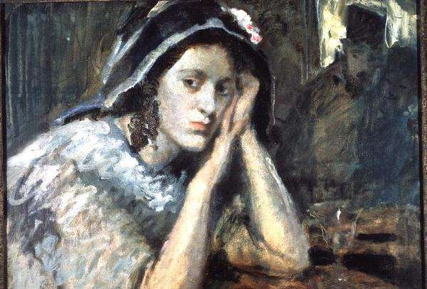 Portrait of Anais, the Artist's Wife, c.1915