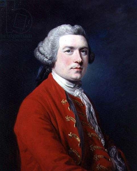 Portrait of Sir James Napier