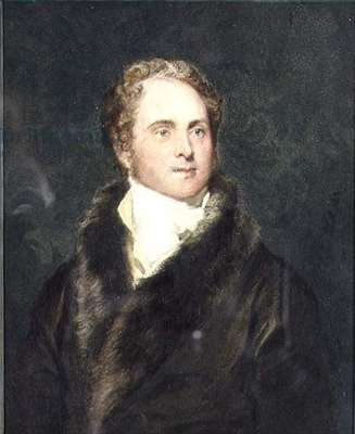 Portrait of Sir Astley Paston Cooper (1768-1841), surgeon