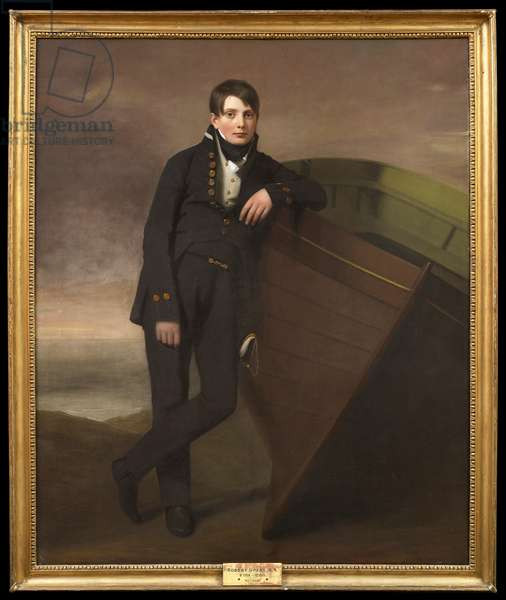 Robert Grant, c.1820 (oil on canvas)