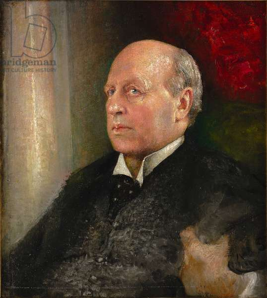 Henry James (oil on canvas)