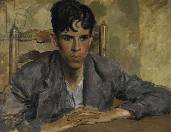 Portrait of David, the Artist's Son, c.1920 (oil on canvas)
