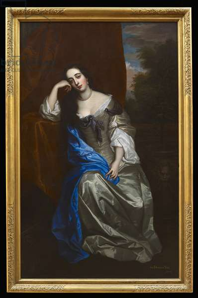 Barbara Villiers, Duchess of Cleveland (oil on canvas)