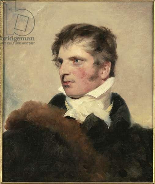 Portrait of a Gentleman, c.1805 (oil on canvas)