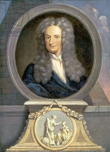 Sir Isaac Newton (1642-1727) (see also 123962)