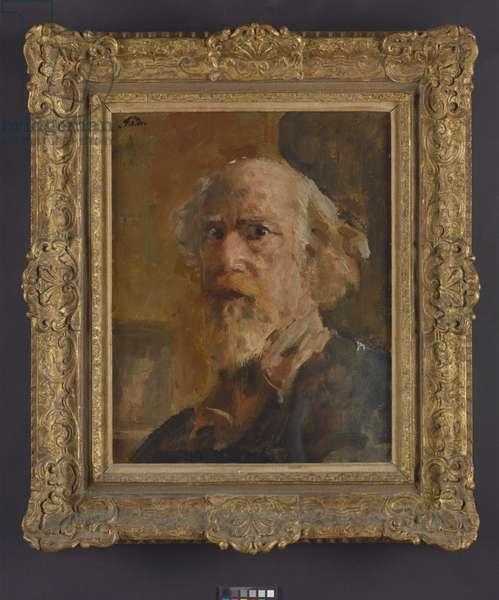 Self Portrait, c.1950 (oil on canvas)
