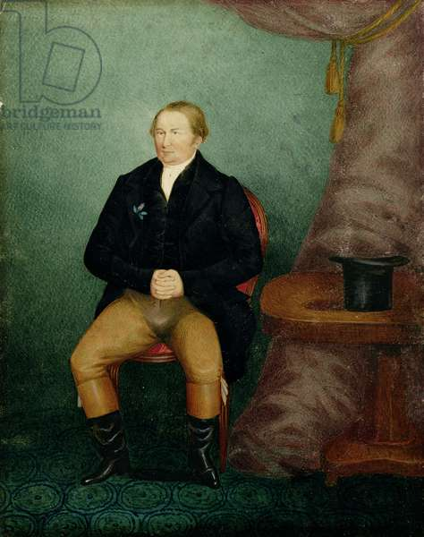 Portrait of William Cobbett (1762-1835)
