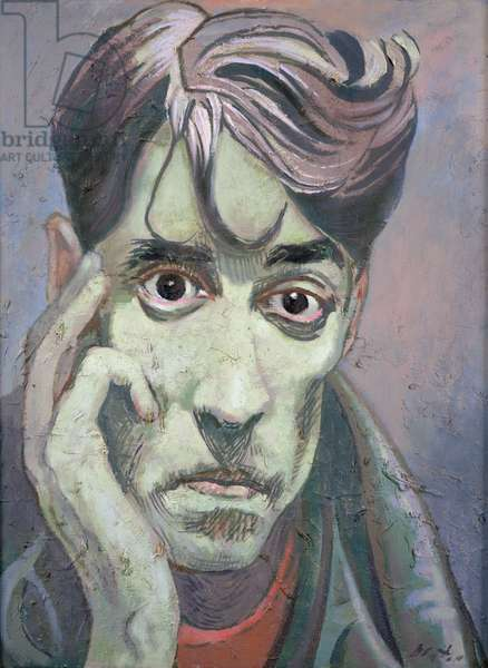 Portrait of John Minton (1917-57)