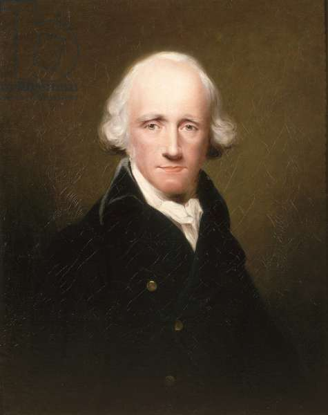 Portrait of Warren Hastings (1732-1818) Governor General of India, 1796 (oil on canvas)