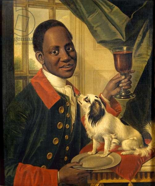 A Black Servant, c.1770