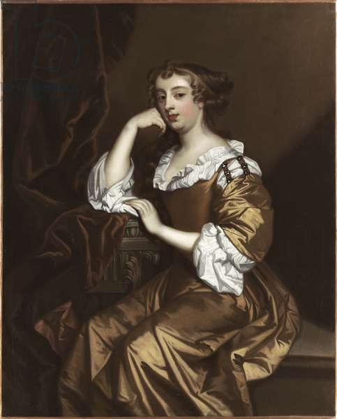 Portrait of Elizabeth Wriothesley, c.1668 (oil on canvas)
