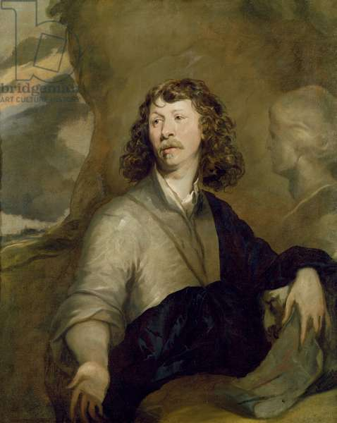 Portrait of a Man Thought to be the Artist, c.1645