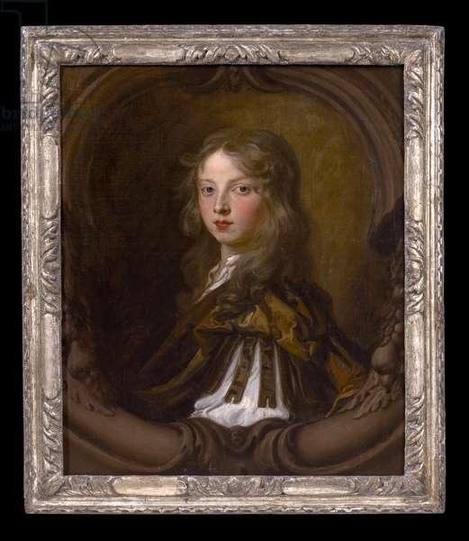 A Young Boy, thought to be Thomas Betenson (bap. 1667), late 1670s (oil on canvas)