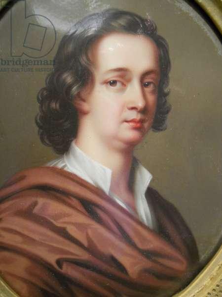 Abraham Cowley (enamel)
