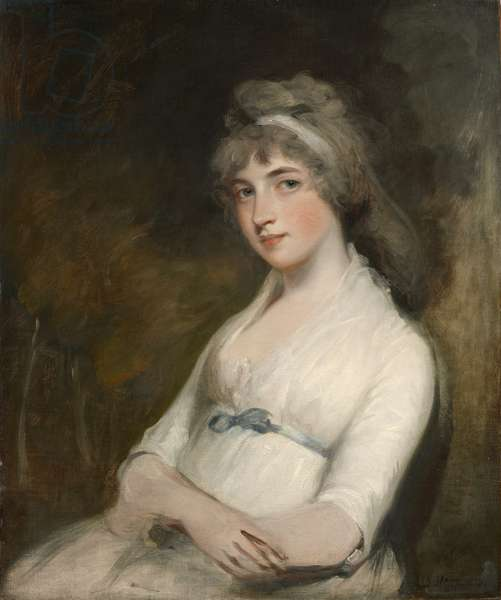 Portrait of Anne, Lady Grenville, nee Pitt, c.1803 (oil on canvas)