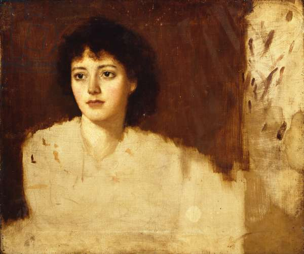 Lillie Langtry (oil on canvas)